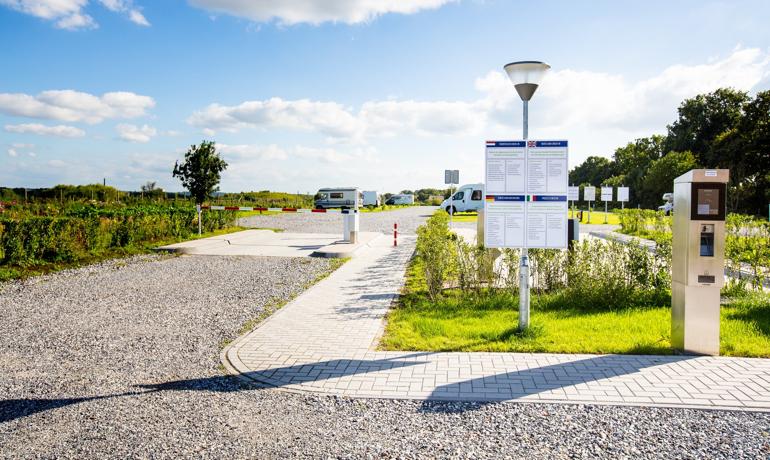 Camperplaats Nederland