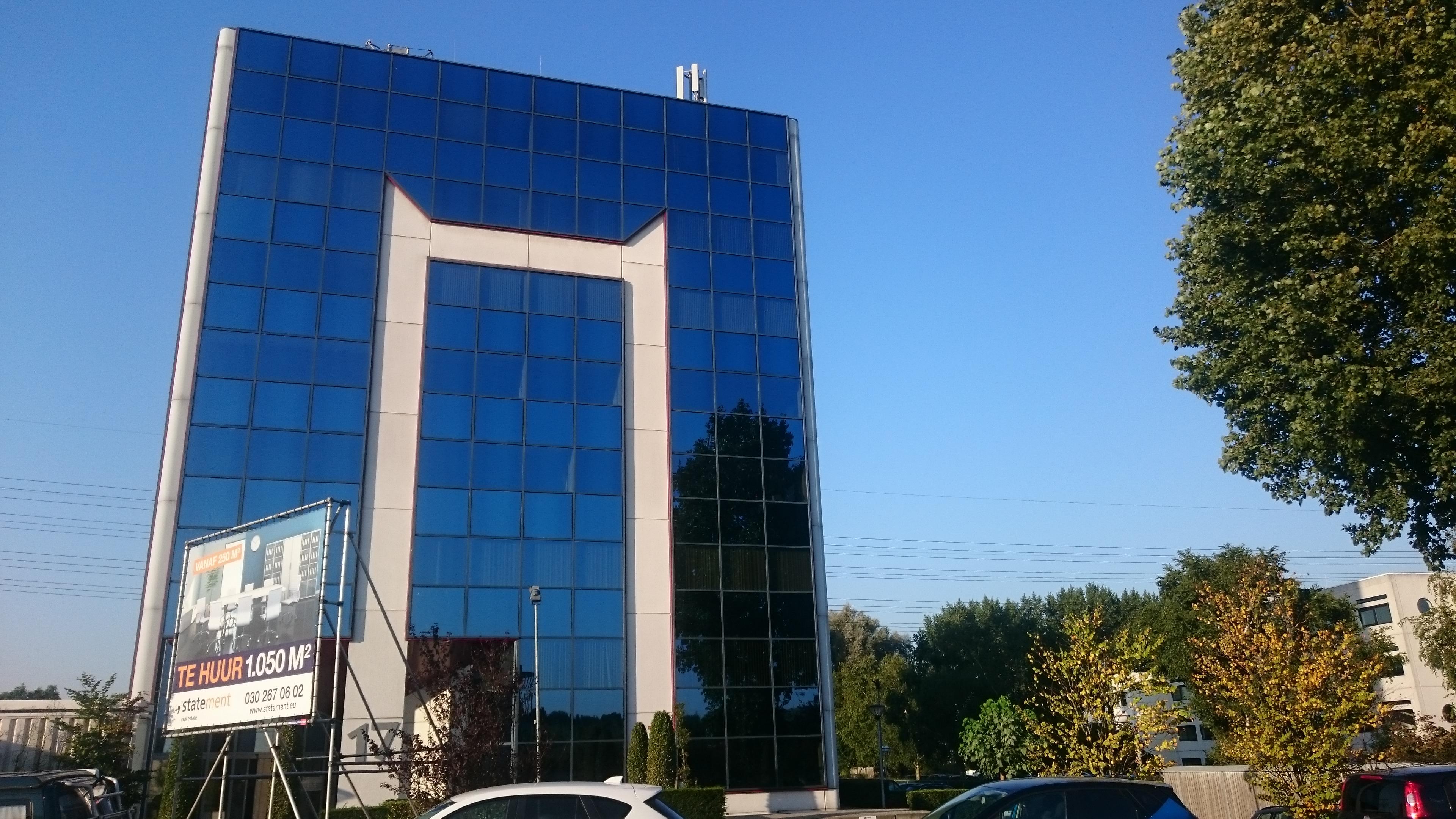 Savannahtower Buttonplay kantoor Utrecht