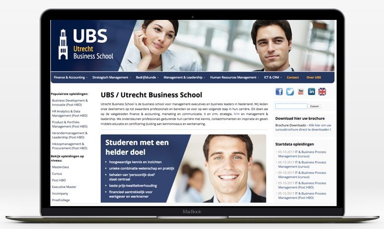 UBS / Utrecht Business School
