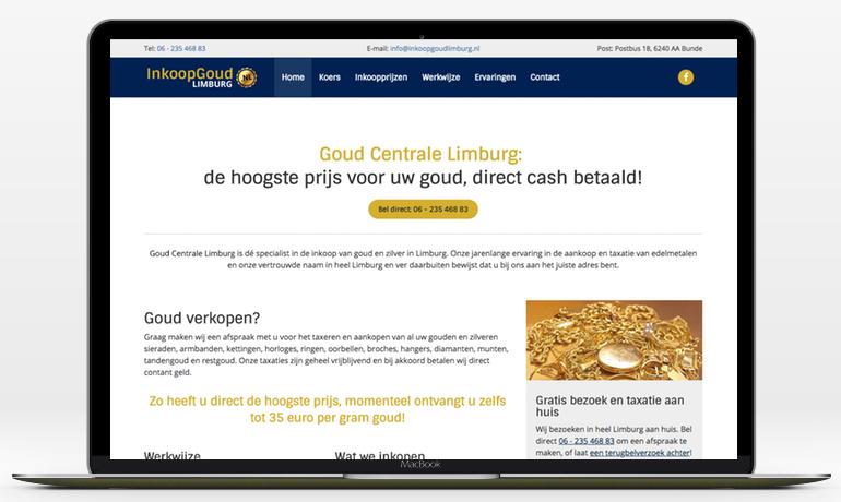 Goud Inkoop Limburg